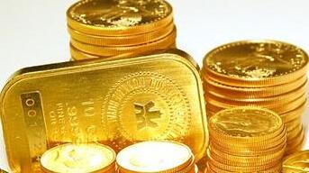 黄金价格继续下跌 整体维持下行趋势