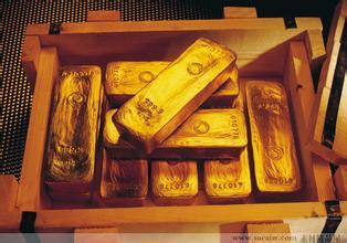 中国经济增长放缓 黄金价格呈现上涨势头