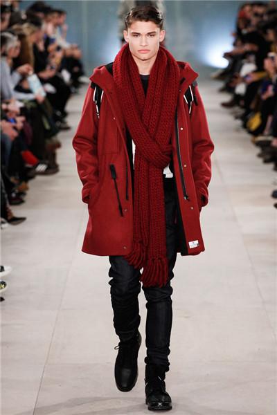 Christopher Raeburn服装品牌伦敦男装周发布秋冬系列
