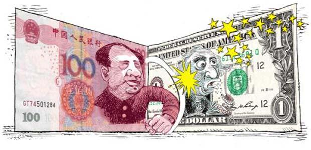 人民币贬值会变成一种趋势吗