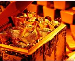 美联储加息预期降温 黄金强势上涨