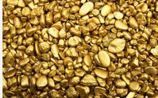 美国COMEX 4月黄金期货价格周二收盘上涨