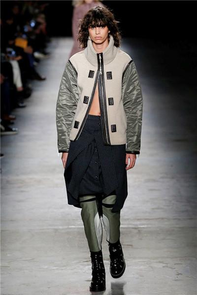 Rag & Bone服装品牌于纽约时装周发布2016秋冬系列