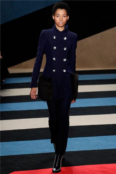 Derek Lam服装品牌于纽约时装周发布2016秋冬系列
