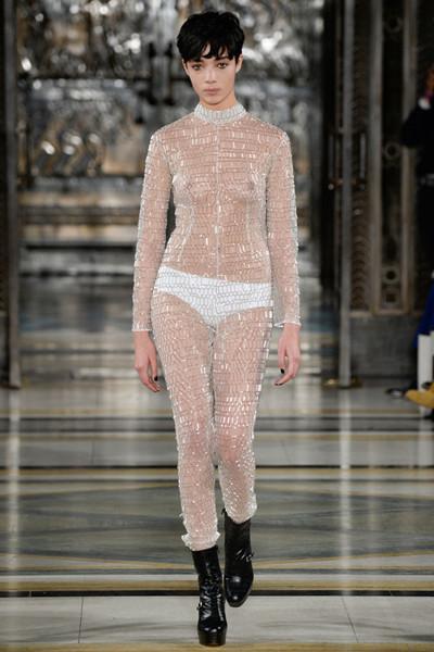 Felder Felder服装品牌于伦敦时装周发布秋冬系列