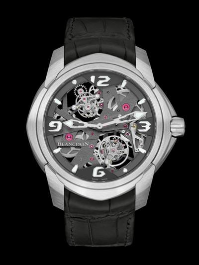 Blancpain推出全新一分钟卡罗素陀飞轮腕表