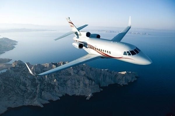 达索航空猎鹰900私人飞机升级航电系统获得FAA批准
