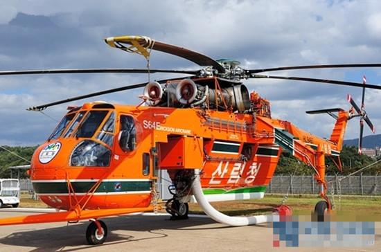 维多利亚州将投入第三架S-64E Aircrane私人直升机