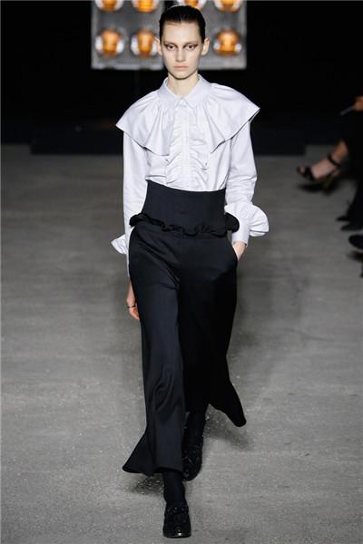 Osman服装品牌于伦敦时装周发布2016秋冬系列