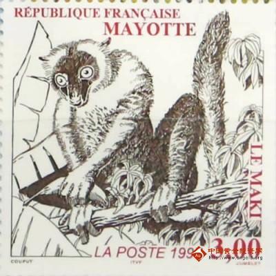 多个国家和地区猴票收藏鉴赏