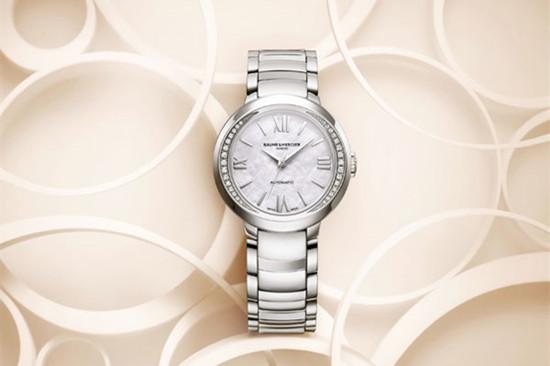 名士名表品牌甄选约定系列腕表献礼妇女节