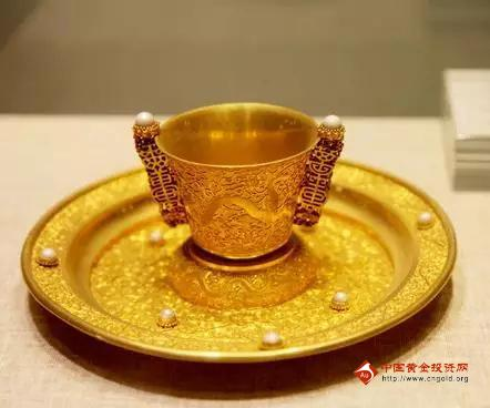 中国古代八大金工艺精品欣赏