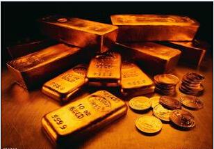 黄金价格冲破压制 震荡走高