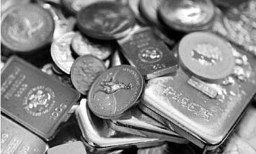 白银价格冲高回落 近期高点跟随下降