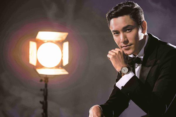 陈坤携手名士名表品牌出席香港国际电影节