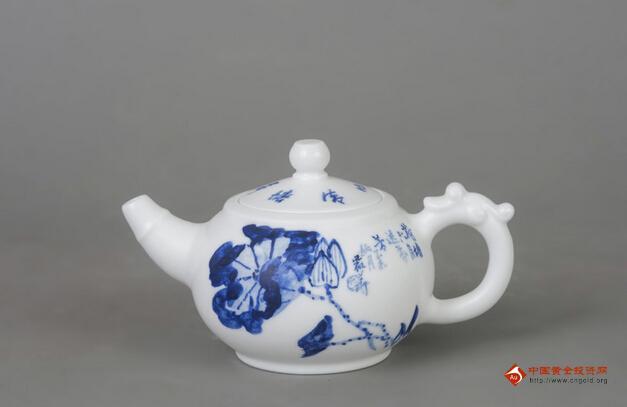 项丽华陶瓷艺术作品收藏鉴赏