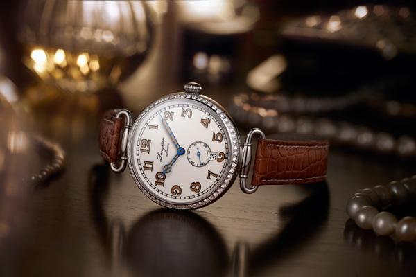 浪琴表推出全新经典复刻系列1918腕表