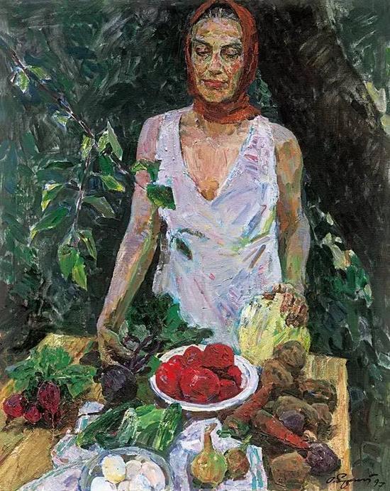 俄罗斯油画名家艺术作品展作品欣赏