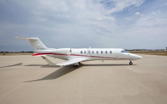 庞巴迪将交付第七十五架里尔75私人飞机