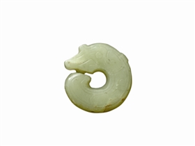 龙是玉器上的主要创作题材