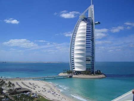 迪拜帆船酒店