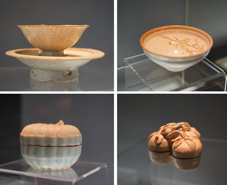 民间收藏家母子最爱陶瓷收藏