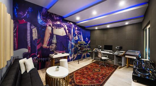 巴厘岛塞米亚克W水疗度假酒店推出音乐套房