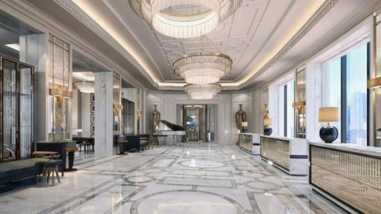 全球第20家 海口朗廷酒店即将华丽揭幕