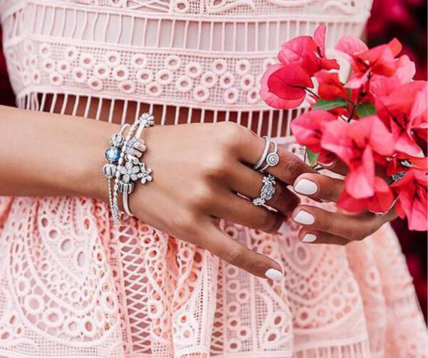 潘朵拉最新珠宝大片 变幻无穷的设计让你与众不同
