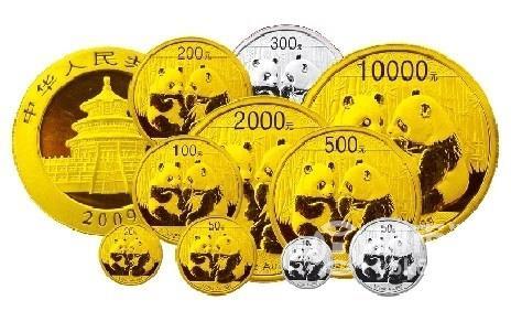 5月24日热门金银纪念币市场价格查询