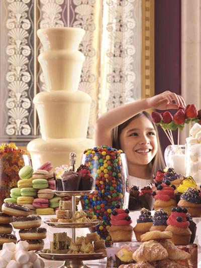 天津丽思卡尔顿酒店开启儿童节嘉年华