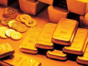 现货黄金周二延续跌势 跌破1230关口