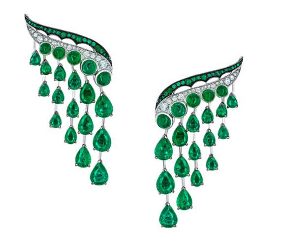 珠宝设计师Vania Leles全新高级珠宝系列