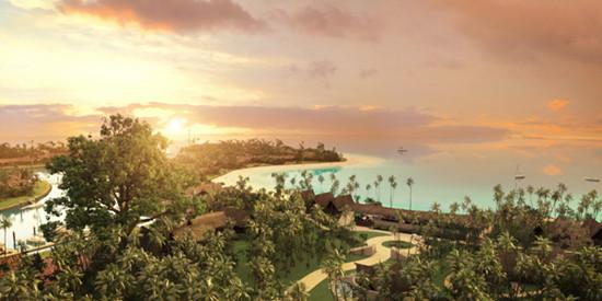 斐济六善养生酒店将于2017年盛大开业