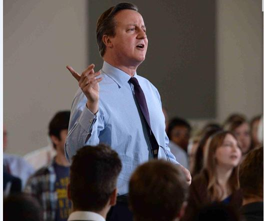 媒体:英首相口出狂言请闭嘴 贵国已不是日不落