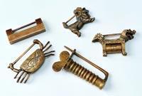 古锁_古锁的收藏价值_古锁鉴别方法