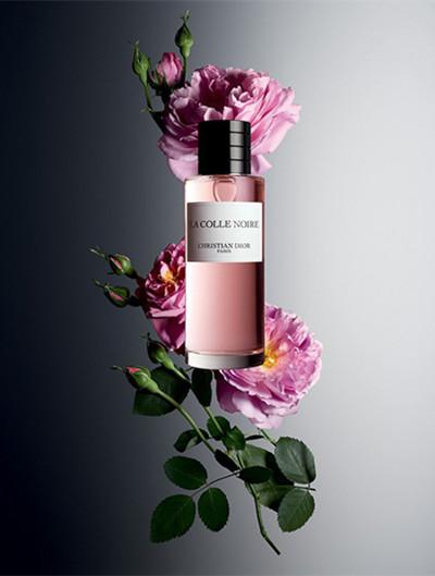 迪奥推出全新La Colle Noire香水