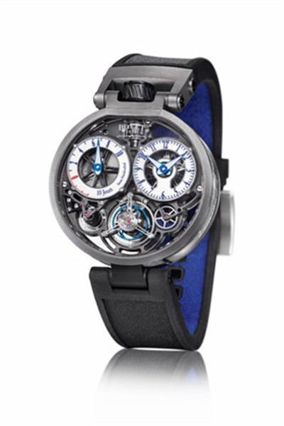 播威表名表品牌推出Pininfarina全新陀飞轮腕表