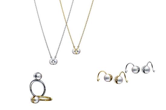 TASAKI珠宝品牌甄选平衡音符系列献礼有情人