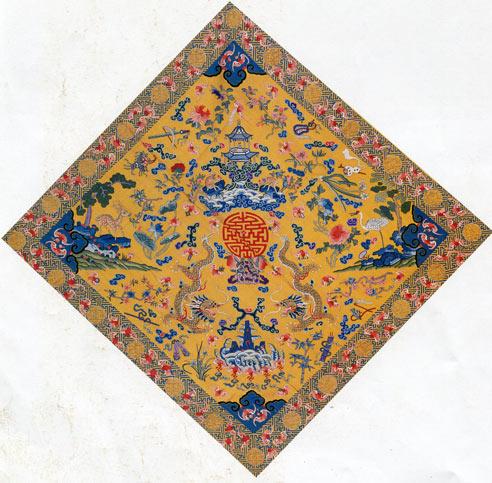 织绣_织绣的收藏价值_织绣收藏该如何鉴赏