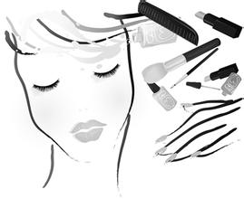 """日本""""化妆疗法"""" 老人给自己化妆能防病情恶化"""