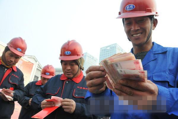 2016年济宁最低工资标准调整
