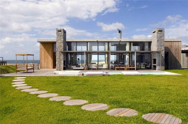 La Boyita假墅:造出轻松宁静度假气氛的豪宅