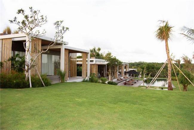 Tantangan别墅:位于巴厘岛西海岸私人海滩的豪宅