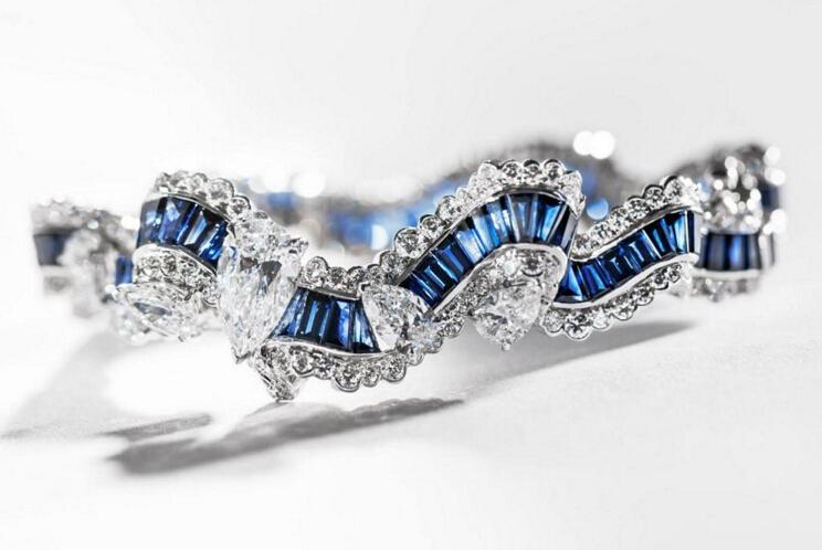 Dior高级珠宝Soie系列(二)让珠光钻彩在舞台飘动