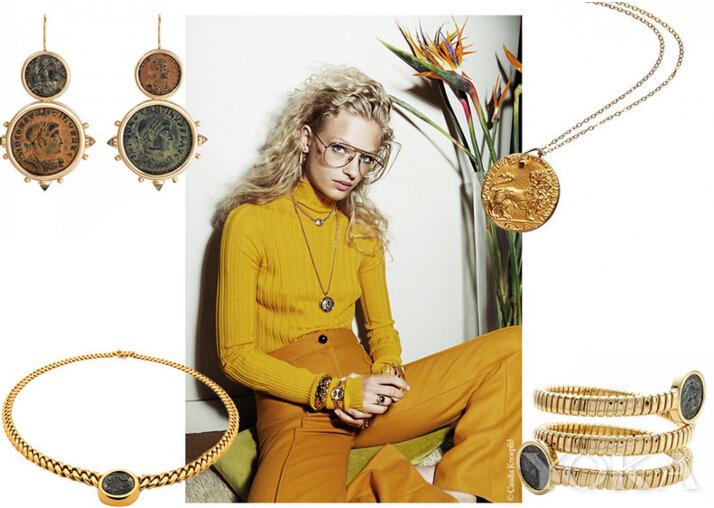 重生之硬币:化身为希腊罗马风情的古董珠宝