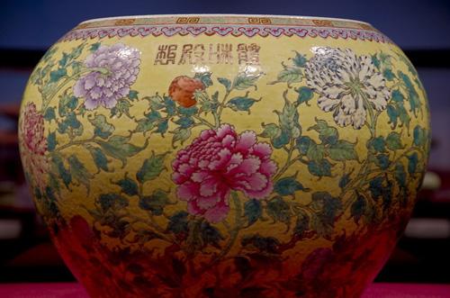 万寿节用瓷:尽显慈禧统治者权势