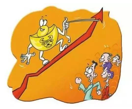 黄金t+d价格创近3年新高 惊天大逆转能否持久?