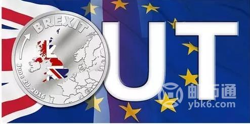 英国脱欧惊爆全球 纪念币火速上市