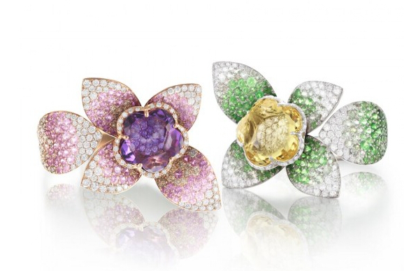 """意大利品牌Pasquale Bruni:寻找珠宝界的""""秘密花园"""""""